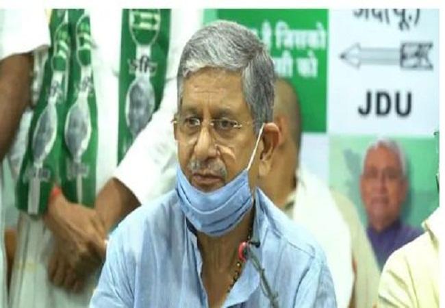 Bihar: राजीव रंजन उर्फ लल्लन सिंह बने जेडीयू के अध्यक्ष, आरसीपी सिंह ने दिया इस्तीफा