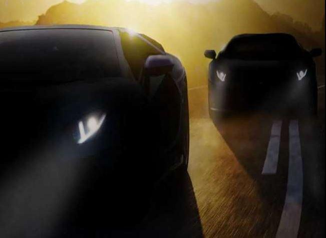 लैम्बॉर्गिनी ने दिखाई दो नये मॉडल्स की झलक, 7 जुलाई को उठेगा पर्दा