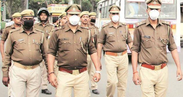 Lucknow: मंदिरों और आरएसएस के कार्यालय को उड़ाने की धमकी, सुरक्षा व्यवस्था बढ़ाई गई