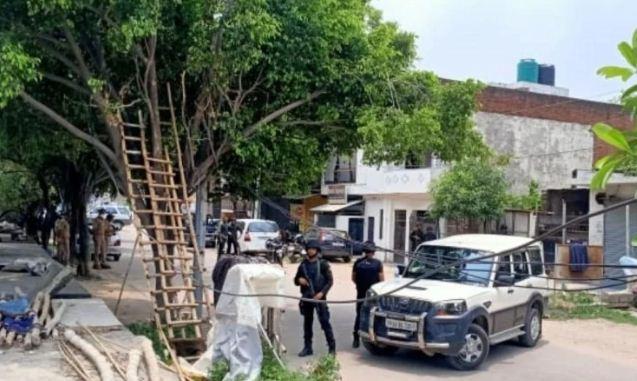 बड़ी खबर: लखनऊ के काकोरी में एटीएस का सर्च आपरेशन, अलकायदा के दो संदिग्ध आतंकी गिरफ्तार