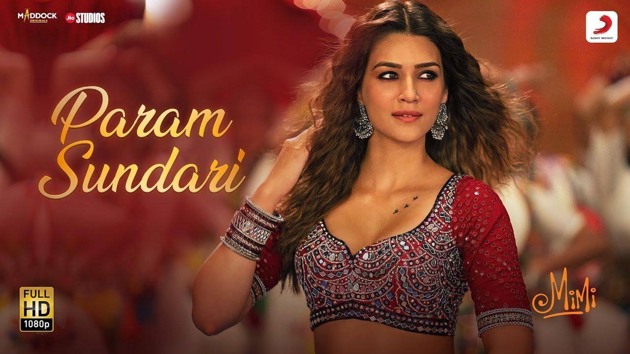 Param Sundari को देख फैंस को आया करार, Kriti Sanon की फिल्म Mimi का पहला गाना रिलीज