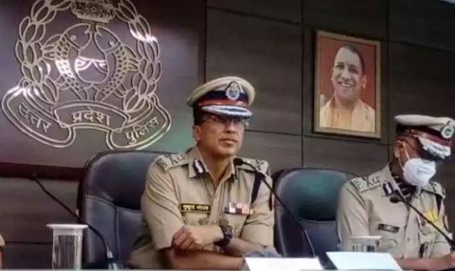 पुलिस और अपराधियों के गठजोड़ के कारण हुआ 'बिकरू कांड' : डीजीपी मुकुल गोयल