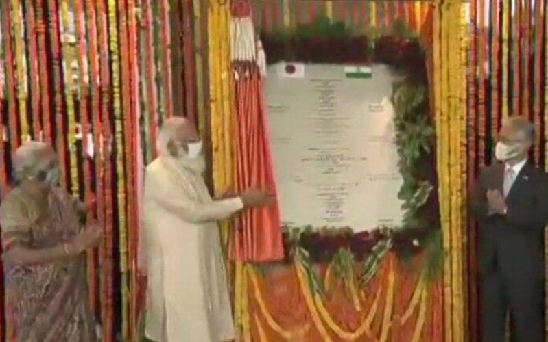 पीएम मोदी ने रुद्राक्ष कन्वेंशन सेंटर का किया उद्घाटन, सीएम योगी बोले-काशी के लोगों के लिए आज अहम दिन