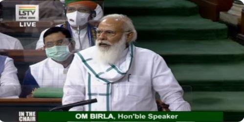 दलित भाईयों का मंत्री बनना कुछ लोगों को नहीं आ रहा है रास : पीएम मोदी
