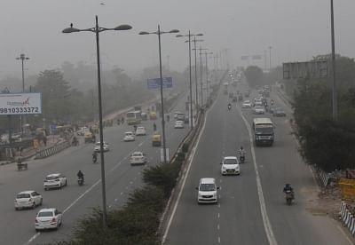 दिल्ली का NO2 प्रदूषण एक साल में 125 फीसदी बढ़ा