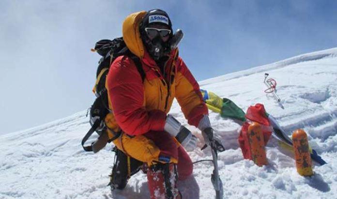 कराकोरम रेंज की ब्रॉड पीक से उतरते समय फिसले जाने माने पर्वतारोही किम