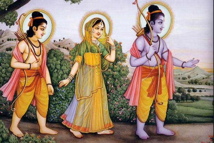 पिता दशरथ का राम ने नहीं बल्कि इन्होने किया था पिंडदान, ये सब बने थे साक्षी