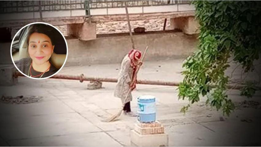 हौंसले की उड़ान : सड़कों पर झाड़ू लगाने वाली, दो बच्चों की मां बनी SDM