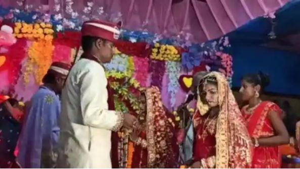 बिहार: शादी के दौरान हुई हर्ष फायरिंग में दुल्हन को लगी गोली,जांच में जुटी पुलिस