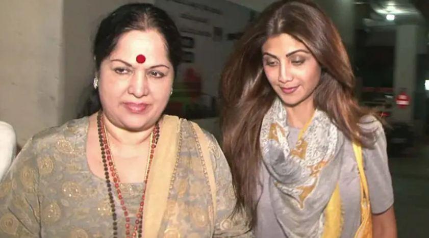 दमाद कुंद्रा के अश्लील कांड के बाद सासू मां सुनंदा शेट्टी ने दर्ज कराया धोखाधड़ी का मामला