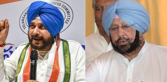 Punjab Breaking: सिद्धू बोले-समझौता करने से आदमी का चरित्र खत्म हो जाता है, कैप्टन ने कहा-वह स्थिर व्यक्ति नहीं है