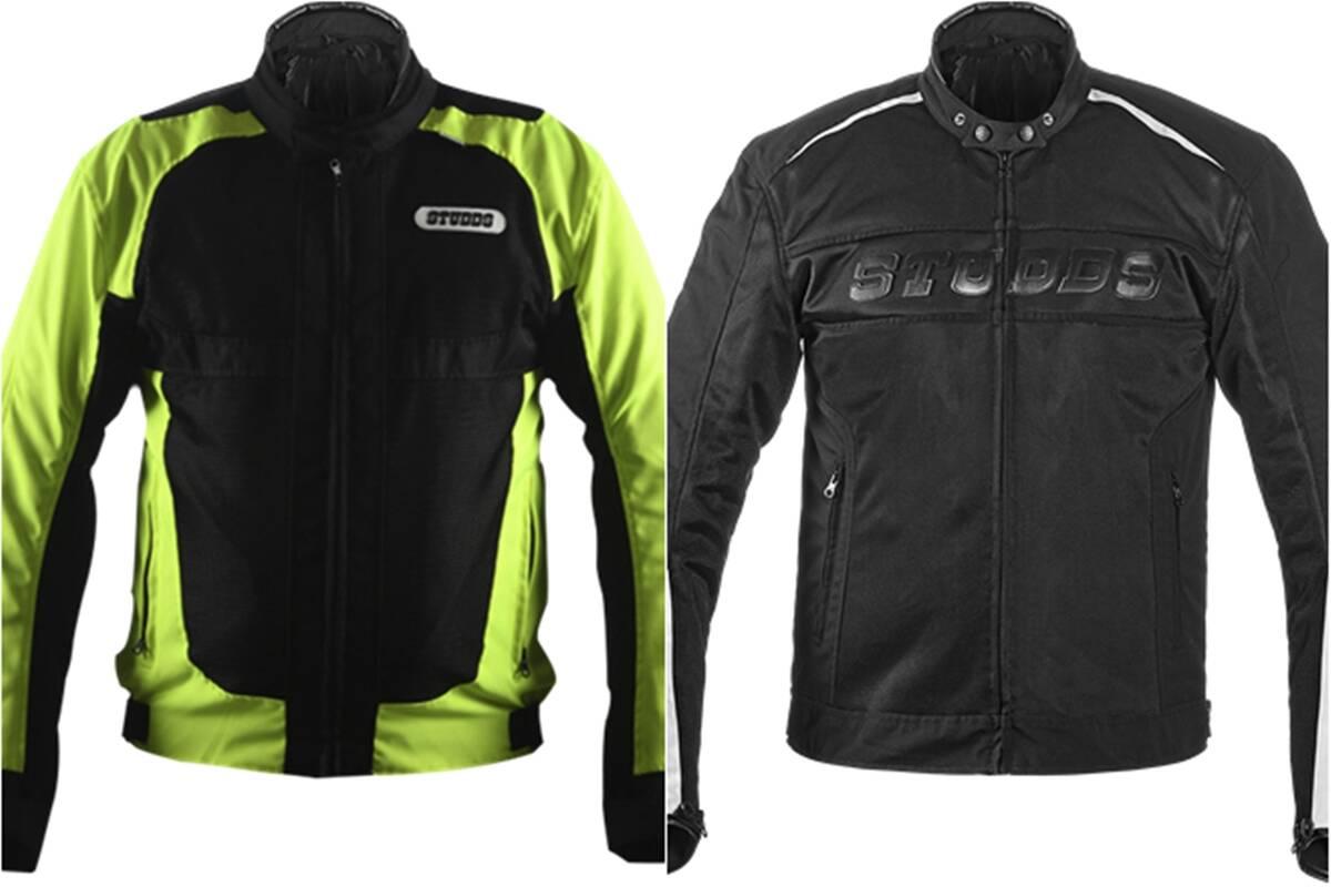 स्टड्स (studds) ने लॉन्च किए मोटरसाइकिल राइडिंग जैकेट (motorcycle riding jacket)