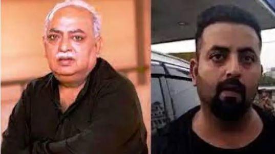 खुलासा: चाचा को फंसाने के लिए मुनव्वर राना के बेटे ने खुद पर चलवाई थी गोली