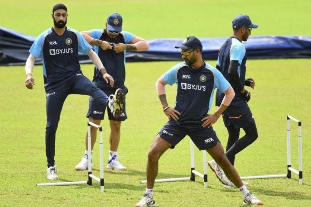 IND vs SL: भारत-श्रीलंका सीरीज पर लगा कोरोना का ग्रहण, 13 जुलाई से नहीं होंगे मैच