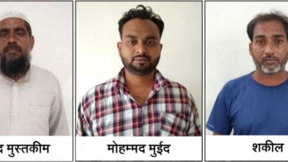 यूपी : अलकायदा के तीनों संदिग्ध आतंकी 29 जुलाई तक न्यायिक हिरासत में भेजे गए