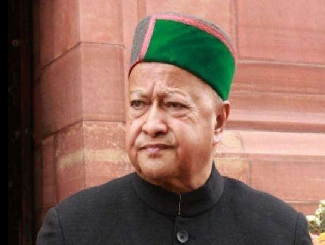 हिमाचल प्रदेश के पूर्व मुख्यमंत्री वीरभद्र सिंह का लंबी बीमारी के बाद निधन, IGMC शिमला में ली आखिरी सांस