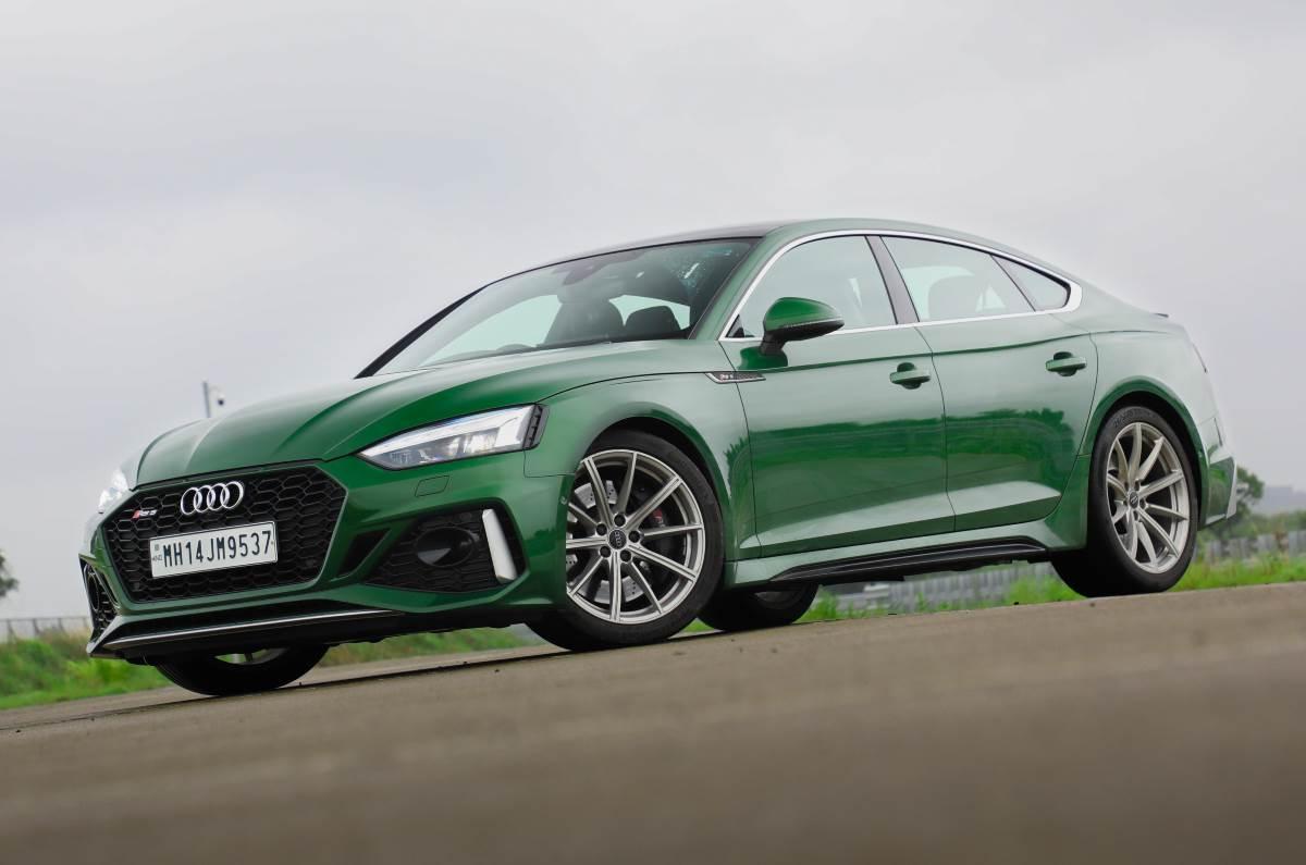 Audi RS 5 Sportback launch: ऑडी आरएस 5 स्पोर्टबैक भारत में 1.04 करोड़ रुपये की शुरुआती कीमत पर लॉन्च हुई