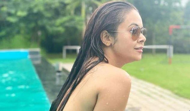 Bollywood News:'साथ निभाना साथिया' की गोपी बहू Pool में आईं नजर, तस्वीरों से नजरें नहीं हटेगी