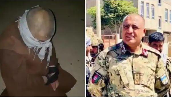 Viral Video : अफगान पुलिस प्रमुख को बीच सड़क पर Taliban आतंकियों ने गोलियों से किया छलनी