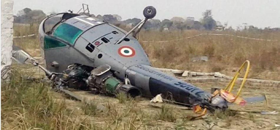 जम्मू-कश्मीर : कठुआ में सेना का हेलिकॉप्टर क्रैश, NDRF का सर्च आपरेशन जारी
