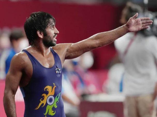 Tokyo olympics 2020: बजरंग ने जीता कुश्ती में कांस्य,कजाकिस्तान के पहलवान को 8-0 से हराया