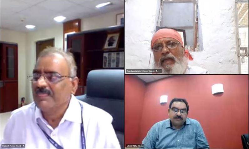 भावी पीढ़ी के लिए एक सशक्त भारत की रूप-रेखा तैयार करना जरूरी : डॉ. अनिल प्रकाश जोशी