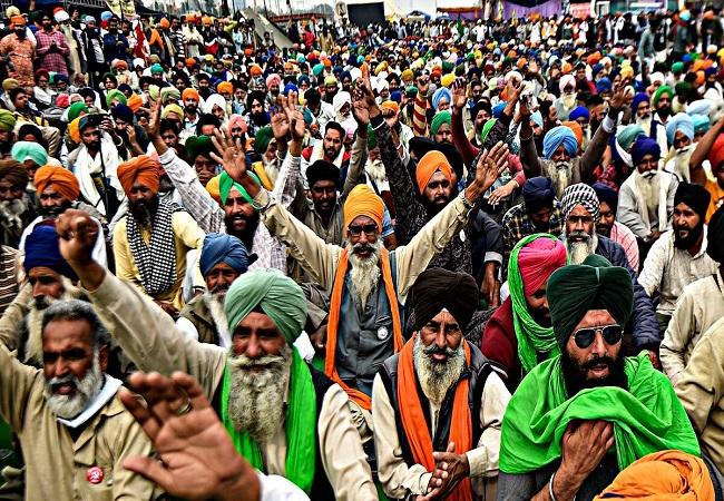 Farmer Protes के 9 माह पूरे , दिल्ली बार्डर पर आयोजित दो दिवसीय अधिवेशन में बनेगी ये रणनीति