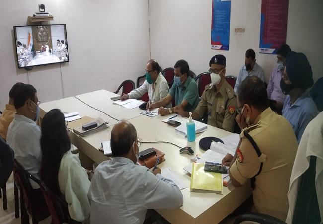 राष्ट्रपति रामनाथ कोविंद के गोरखपुर दौरे की तैयारियों को लेकर मुख्य सचिव ने दिया ये बड़ा निर्देश