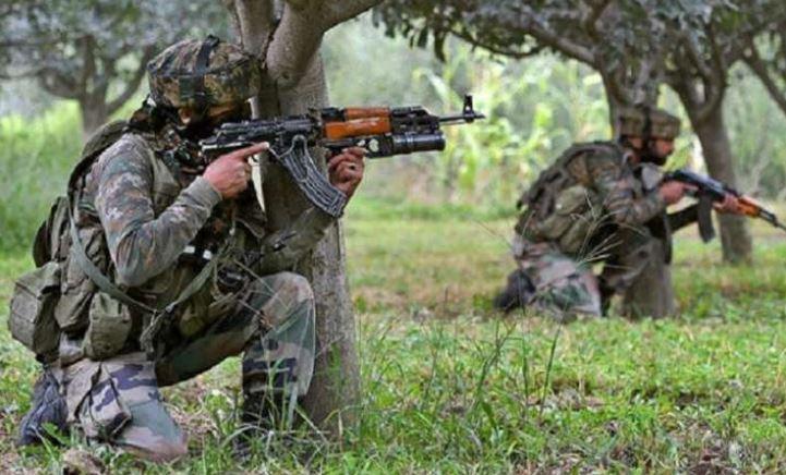 Jammu and Kashmir : जम्मू कश्मीर के बडगाम में एक आतंकवादी ढेर, सुरक्षाबलों का ऑपरेशन जारी