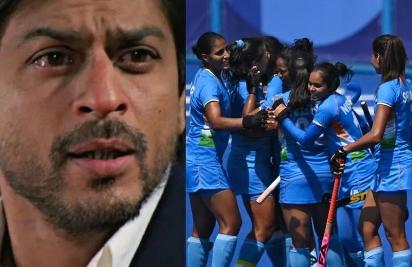 Tokyo Olympics: Women's hockey team की हार देख shahrukh khan बोले, Heartbreak!!!