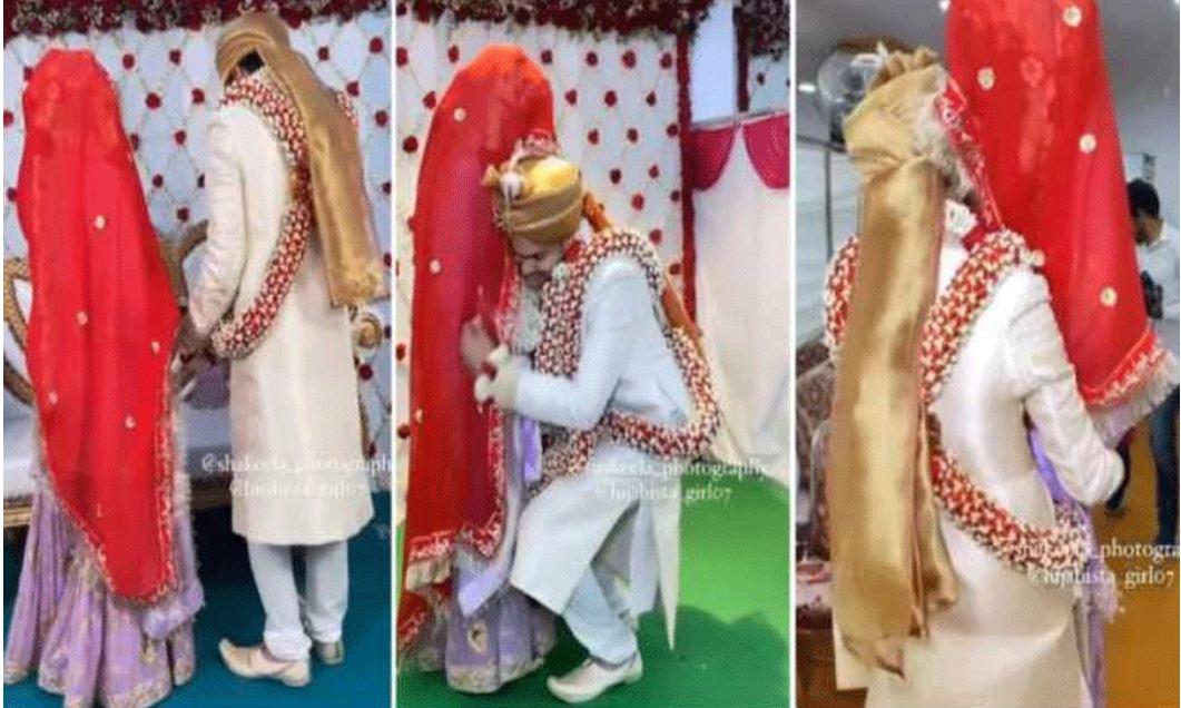 Wedding Video: जब अचानक दूल्हे ने दुल्हन को गोद में उठा किया ये काम, देखें वालों की आंखे रह गई फटी की फटी