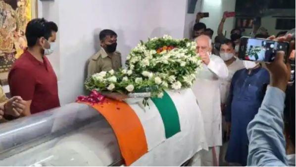 Big Breaking: कल्याण सिंह के अंतिम दर्शन के लिए प्रधानमंत्री नरेंद्र मोदी पहुंच रहे लखनऊ, देंगे श्रद्धांजलि