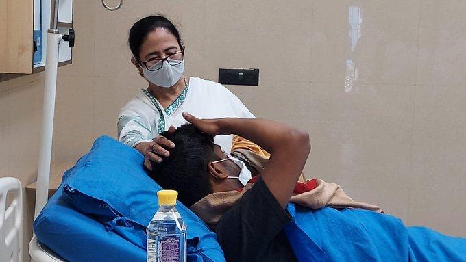 'हिंसा का खेला' पर बोलीं ममता बनर्जी, त्रिपुरा के सीएम की हिम्मत नहीं, अमित शाह करा रहे हैं हमले