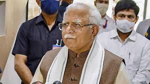 Manohar Lal Khattar बोले- SDM ने जिन शब्दों का किया चयन वो गलत, लेकिन कानून व्यवस्था बनी रहे सख्ती ज़रूरी