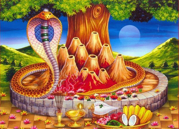 Nag panchami special 2021: नाग पंचमी को नाग देवता पर जरूर चढाएं ये लावा, पूरी होगी मन की इच्छा