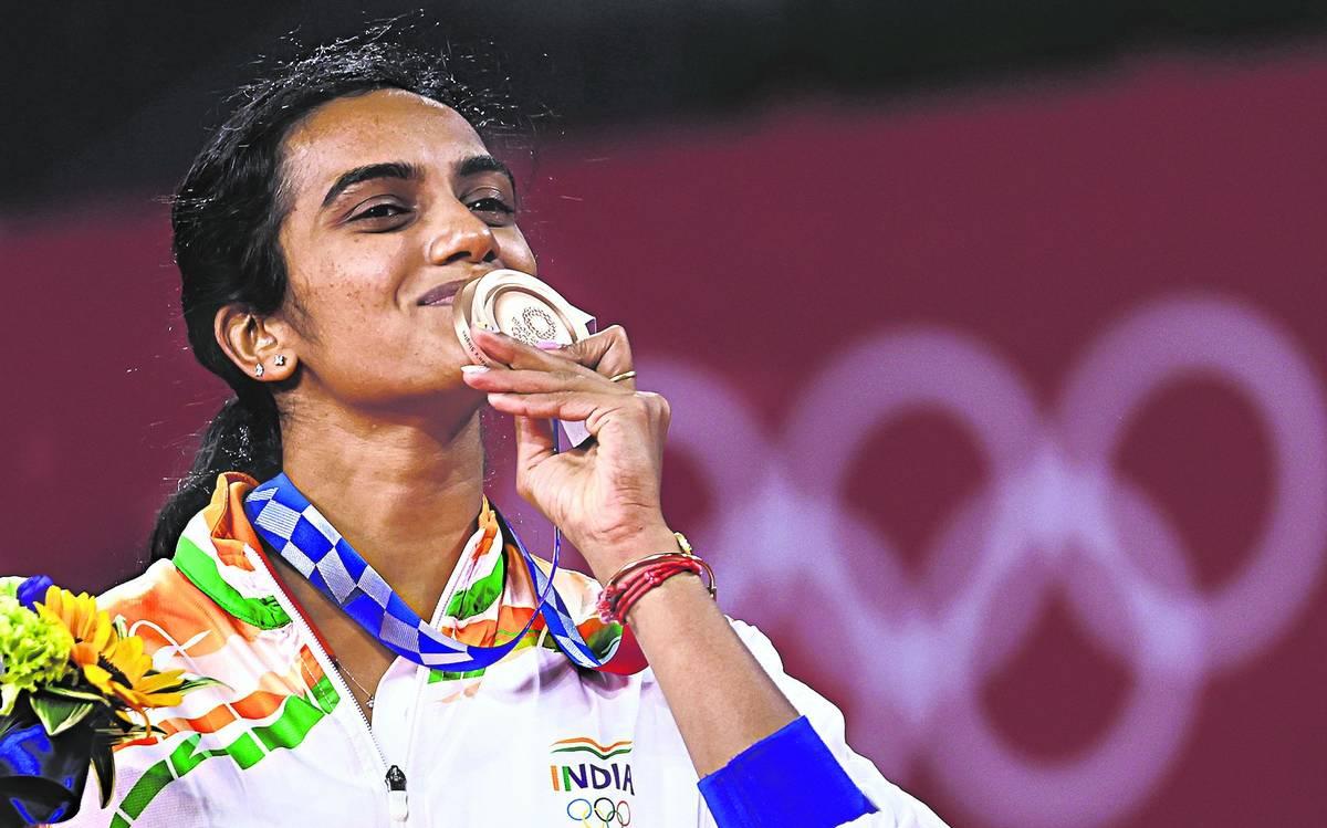 Paris Olympics 2024 : पीवी सिंधु, बोलीं- अगले ओलंपिक अपना सर्वश्रेष्ठ दूंगी और 100 फीसदी खेलूंगी