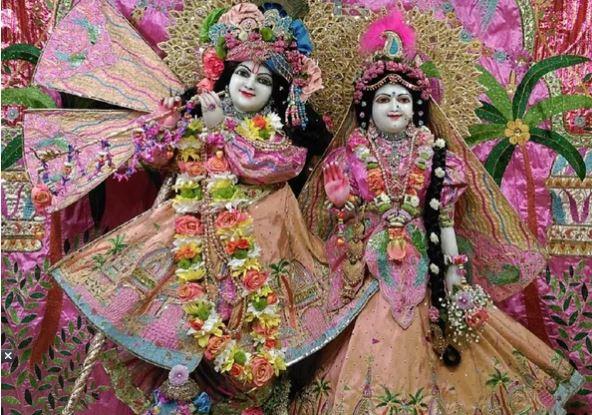 राधा अष्टमी व्रत 2021: राधा अष्टमी व्रत रख् कर करें राधा और भगवान श्री कृष्ण की पूजा , जानें तारीख और महत्व