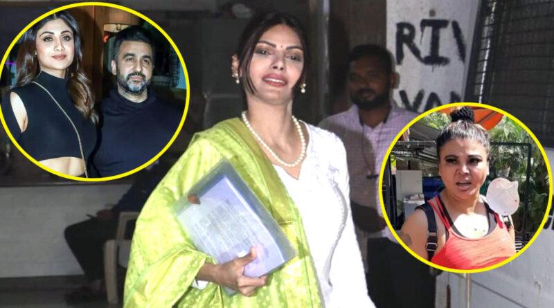 Raj Kundra केस में भड़की शर्लिन चोपड़ा, Rakhi Sawant से बोली- इस Scandal में तू फंसी नहीं बेवकूफ