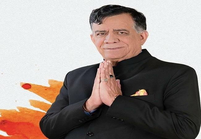 Satish Mahana jeevan parichay : योगी सरकार में कैबिनेट मंत्री सतीश महाना का चला विजय रथ बना अपराजेय