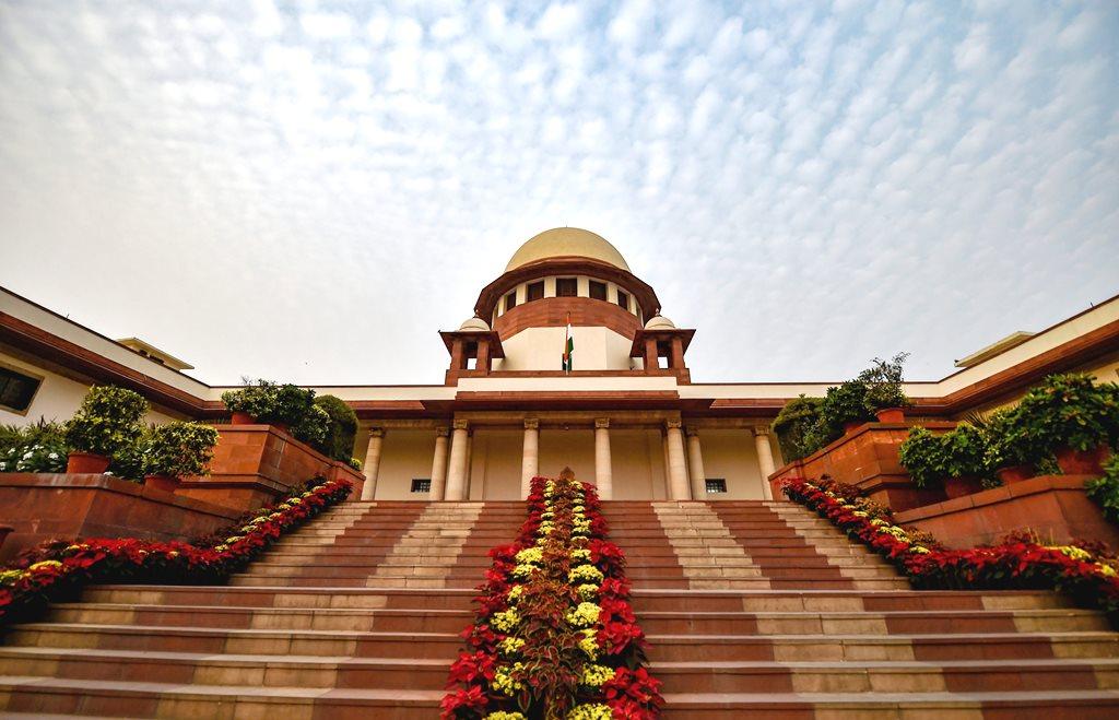 Supreme court के 9 जज आज एक साथ लेंगे शपथ, N V Ramana दिलाएंगे शपथ