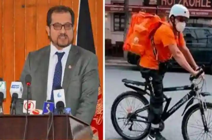 Afghanistan Crisis: किस्मत ने ली करवट,जर्मनी के लिपजिग में पिज्जा डिलीवरी कर रहे अफगानिस्तान के पूर्व IT मंत्री