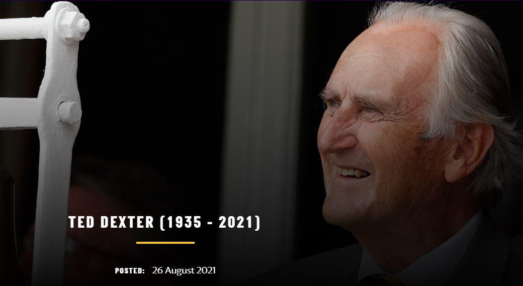 Breaking: नहीं रहे महान बल्लेबाज और पूर्व कप्तान, 86 साल की उम्र में ली आखिरी सांस