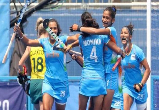 Tokyo Olympics: भारतीय महिला हॉकी टीम ने रचा इतिहास, ऑस्ट्रेलिया को हराकर पहली बार सेमीफाइनल में पहुंची