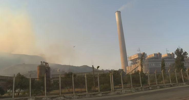Turkey : तुर्की में जंगल की आग पावर प्लांट तक पहुंची , समुद्र के रास्ते लोगों को निकालने की कोशिशें जारी