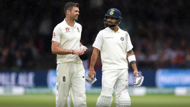 IND vs ENG: 3rd Test से पहले जेम्स एंडरसन ने विराट कोहली को उकसाया, ऐसी बात याद दिलाई आप भी जान पकड़ लेंगे सर