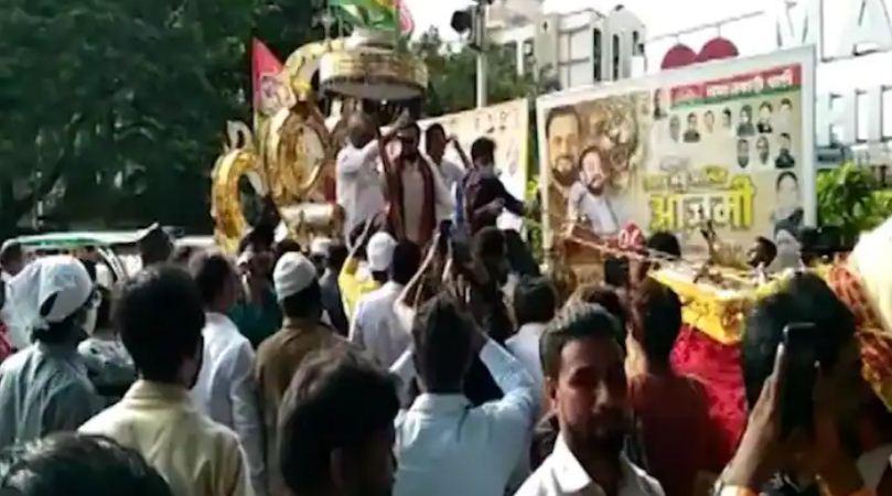 Maharashtra: सपा नेता अब्बू आजमी के खिलाफ दर्ज हुआ केस, जानिए क्या है मामला