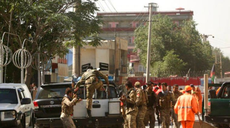 तालिबानी ठिकानों पर अमेरिकी वायुसेना ने बरसाए बम, हमले में 500 से ज्यादा आतंकी मारे जाने का दावा