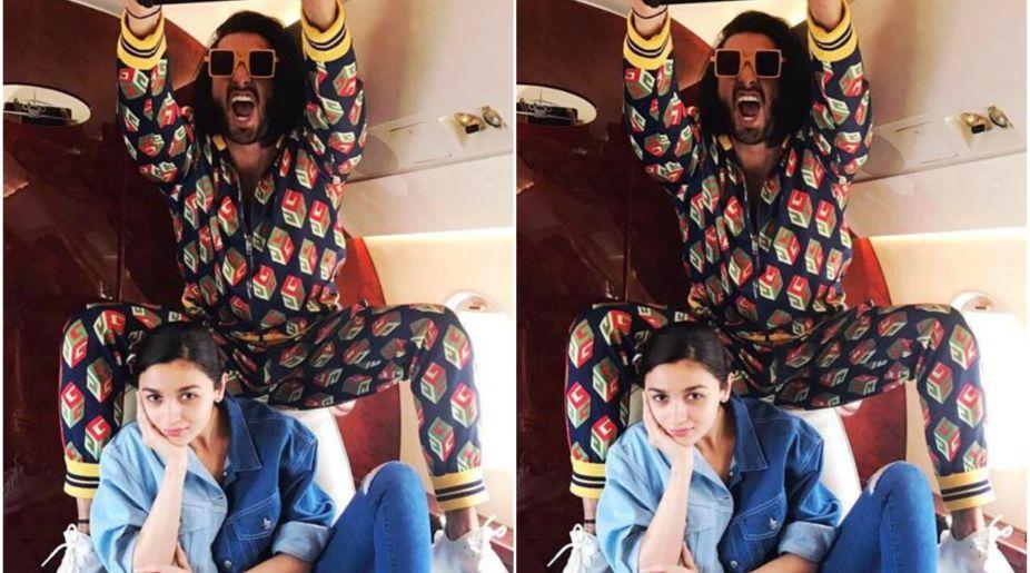 Gangubai Kathiawadi की शूटिंग खत्म कर Alia Bhatt ने शुरू की रॉकी और रानी की प्रेम कहानी, शेयर किया वीडियो