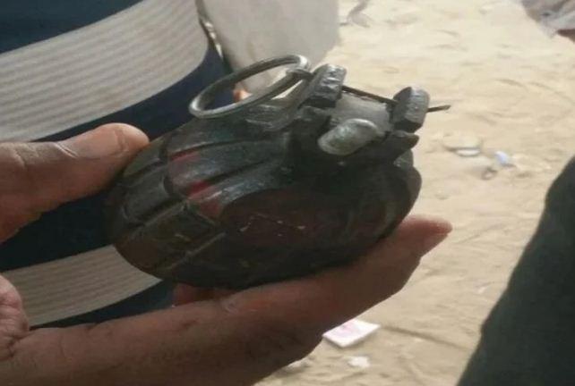 स्वतंत्रता दिवस से पहले आतंकियों की बड़ी साजिश नाकाम, अमृतसर में पॉश इलाके में मिला ग्रेनेड बम