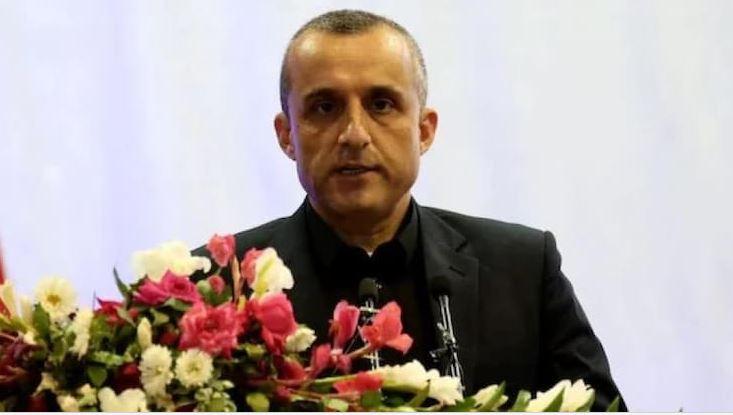 अमरुल्ला सालेह दहाड़े- Afghanistan को नहीं बनने देंगे 'Talibistan' , सभी को मिले खुलकर जीने का मौका